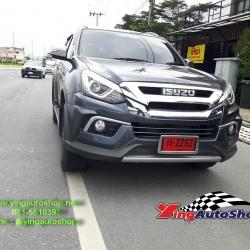 พรม isuzu Mu-x 13-19 รุ่น New Sport
