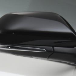ครอบกระจกมองข้าง ดำ C-HR (Toyota แท้)