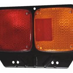 04-418 R/L Rear Combination Lamp, Steel Bracket