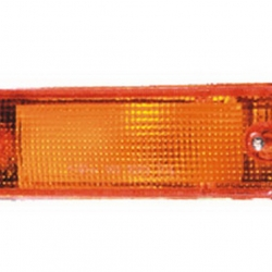 02-233 R/L Amber Front Direction Indicator, Front Position Lamp, Amber Lens