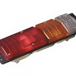 04-423 Rear Combination Lamp, Steel Housing