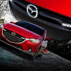 ไฟDRL New Mazda2 Fitt