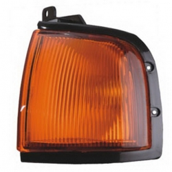 03-354 R/L Amber Front Direction Indicator Lamp, Amber Lens