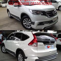รวมประดับยนต์ Honda New CRV 2013