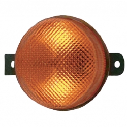 02-216 Front Turn Lamp, Amberv