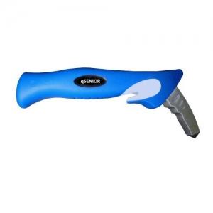 ตัวจับพยุงตัวรถยนต์ (สีฟ้า) ช่วยลุก ค้อนทุบกระจก มีดตัดเข็มขัดนิลภัย ผู้สูงอายุ ผู้ป่วย ปวดหลัง ปวดเข่า ผ่าตัด
