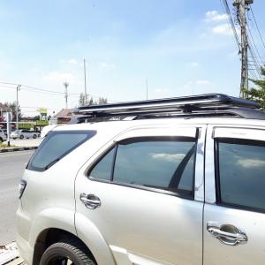 แร็คหลังคา Carryboy ขนาด 100X160 Cm รุ่น CB-535 ดำ
