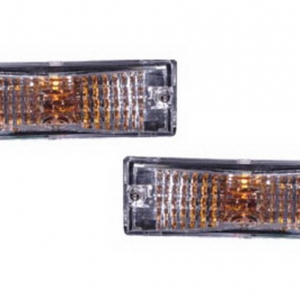 02-236M R/L Front Direction Indicator Lamp, Multi-Reflector