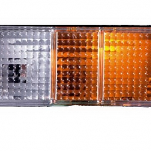 02-222 R/L Front Direction Indicator, Front Position Lamp