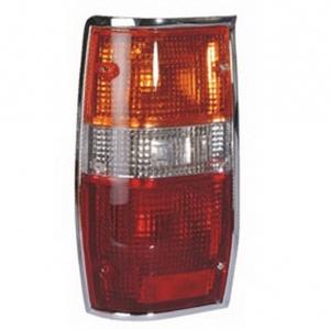 04-451 R/L Chrome Rear Combination Lamp, Chrome Housing