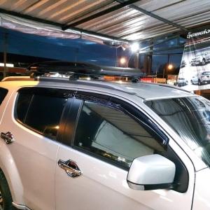แร็คหลังคา Carryboy ขนาด 100X120 Cm รุ่น CB-550 ดำ