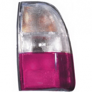 04-466 R/L Rear Combination Lamp with Lens Color Key