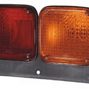 04-416 R/L Rear Combination Lamp, Plastic Housing