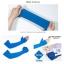 ปลอกแขนกันแดด (UV Protection Arm Sleeves) สีน้ำเงิน thumbnail 5