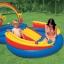 Intex Kids Rainbow Ring Water Play Center สวนน้ำสไลเดอร์ สายรุ้ง + ที่สูบไฟฟ้า thumbnail 4