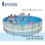 Intex Ultra Frame Pool 18 ฟุต เครื่องกรองน้ำเกลือ-ทราย (5.49 x 1.32 ม.) 28336 thumbnail 1
