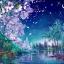 ธรรมชาติยามค่ำคืนแสนงดงาม thumbnail 1