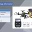 Cheerson CX-35 Phantom Quadcopter FPV MONITER 5.8Ghz [กล้องชัด,ปรับองศาได้] thumbnail 8