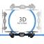โดรน DM107S 2.4GHz 6-Axis Gyro Wi-Fi FPV กล้อง 2.0MP HD Camera thumbnail 14