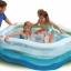 Intex Summer Colour Pool สระน้ำรูปดาว 56495 (Blue)+สูบไฟฟ้า thumbnail 3