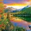 หลุยส์ เลค ทะเลสาบสีมรกต (Lake Louise) thumbnail 1