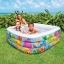 Intex Swim Center Clearview Aquarium Pool สระน้ำอควอเลียมใส 57471 thumbnail 2