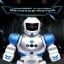 หุ่นยนต์บังคับ smart robot มีเซนเซอร์จับความเคลื่อนไหว ตามมือ ขนาด 25cm thumbnail 1