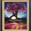 เซ็ตอุปกรณ์งานฝีมือ ครอสติสคริสตัลรูปต้นไม้แห่งรัก Tree of love thumbnail 1
