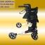 รถเข็นช่วยเดิน Rollator รุ่น TN01i-2017 รถเข็นหัดเดิน พยุงเดิน ผู้สูงอายุ ผู้ป่วย thumbnail 11