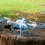 LH-X15 Top selling quadcopter 3D flip [โดรนไซต์เล็กมีไฟหน้าพร้อมไฟ Led รอบตัว, บินกลับมาจุดเดิมได้, ตีลังกา 360 องศา รุ่นใหม่ล่าสุด 2016] thumbnail 12