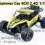 รถแข่งออฟโรด 2.4GHz High Speed 20km/h 1:18 thumbnail 2