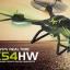Syma X54HW With Wifi FPV HD Camera 2.4G 4CH 6Axis thumbnail 1