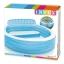 Intex Swim Center Family Lounge สระน้ำครอบครัวกลมมีที่พิง 57190+สูบไฟฟ้า thumbnail 5