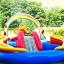 Intex Kids Rainbow Ring Water Play Center สวนน้ำสไลเดอร์ สายรุ้ง + ที่สูบไฟฟ้า thumbnail 6