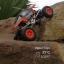 รถไต่หิน WLtoys 4WD โช้คเหล็กคู่ Servo โครงโลหะ 1/24 thumbnail 6