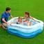 Intex Summer Colour Pool สระน้ำรูปดาว 56495 (Blue)+สูบไฟฟ้า thumbnail 2
