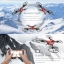 TK110HW Foldable 2.4G 4CH 6Axis RC LED Quadcopter Drone With 0.3MP WIFI Camera [ล็อคความสูง, ขีดเส้นบินได้ตามนิ้วมือ] thumbnail 20