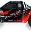 รถบังคับวิทยุ WLtoys 2.4GHz 50km/h High Speed 4WD Remote Control Car(Red) thumbnail 9