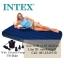 Intex Classic Downy Bed Twin ที่นอนเป่าลม 3 ฟุต สีฟ้า พร้อมปั้มไฟฟ้า 68757 thumbnail 1
