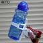 กระติกน้ำพลาสติก BETO (ใส/น้ำเงิน) thumbnail 1