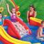 Intex Kids Rainbow Ring Water Play Center สวนน้ำสไลเดอร์ สายรุ้ง + ที่สูบไฟฟ้า thumbnail 3
