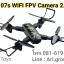 โดรน DM107S 2.4GHz 6-Axis Gyro Wi-Fi FPV กล้อง 2.0MP HD Camera thumbnail 8