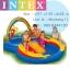 Intex Kids Rainbow Ring Water Play Center สวนน้ำสไลเดอร์ สายรุ้ง + ที่สูบไฟฟ้า thumbnail 1