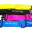 กระเป๋าคาดเอว 1 ซิป เกรด Premium ผ้าสัมผัสเนียนนุ่ม และกันน้ำ (สีชมพู) thumbnail 6