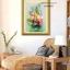 งานปักริบบิ้นรูปดอกทิวลิปและไฮเดรนเยีย by Easy DIY ครอสติสคริสตัล thumbnail 1
