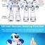 หุ่นยนต์บังคับ smart robot มีเซนเซอร์จับความเคลื่อนไหว ตามมือ ขนาด 25cm thumbnail 6