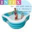 Intex Family Pool Swim สระน้ำครอบครัว 57495 +แถมสูบไฟฟ้า thumbnail 4