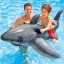 Intex Great White Shark Rider Ride On แพปลาฉลาม 57525 thumbnail 1
