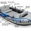 Intex Excursion เรือยาง ฟรี กระเป๋า Intex + ที่สูบ Double thumbnail 4