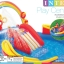 Intex Kids Rainbow Ring Water Play Center สวนน้ำสไลเดอร์ สายรุ้ง + ที่สูบไฟฟ้า thumbnail 8